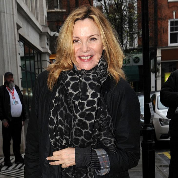 "Kim Cattrall will ""Sex and the City 3"""
