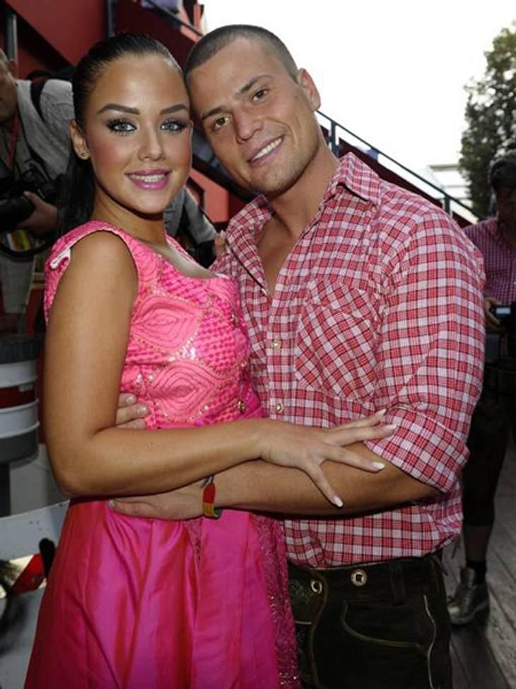 Rocco Stark und seine Kim freuen sich auf ihr Baby!