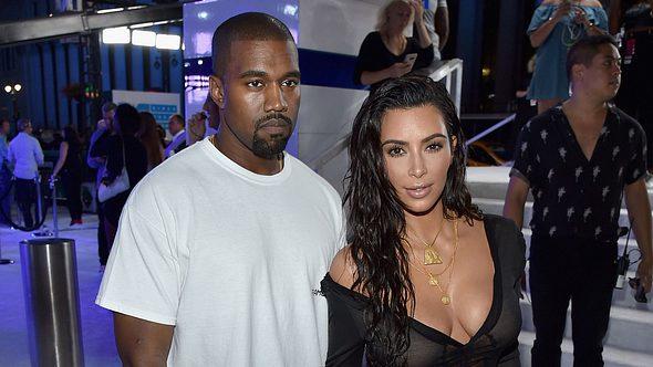 Kim Kardashian & Kanye: Baby-Sensation!  - Foto: gettyimages