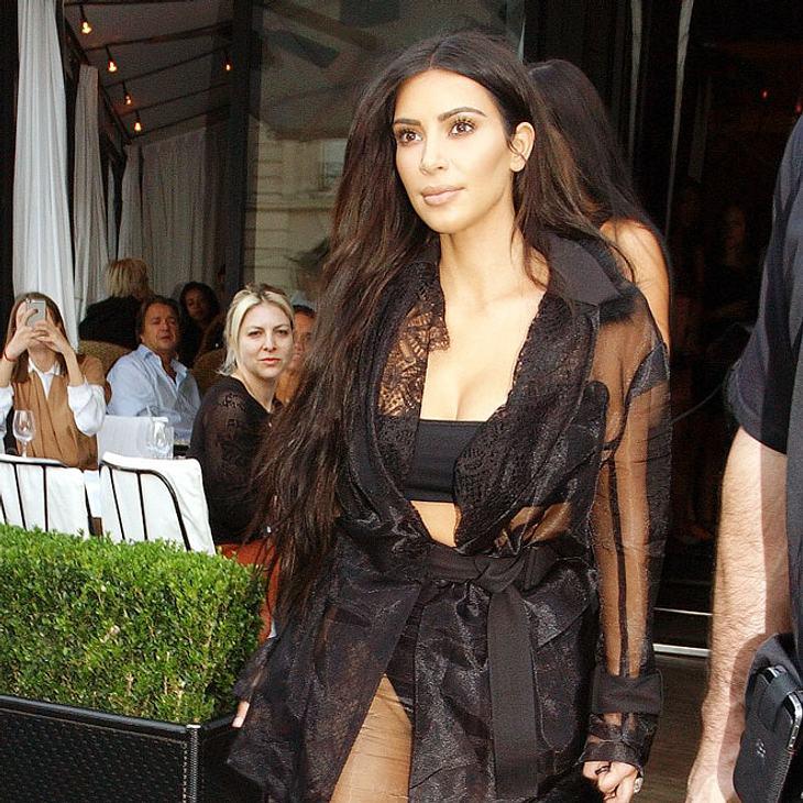 Kim Kardashian will unbedingt Baby Nr. 3