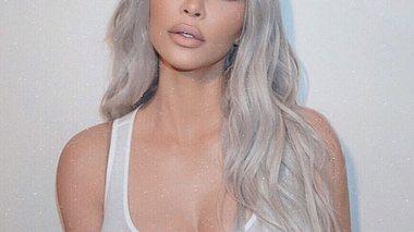 Kim Kardashian zeigt ihre Tochter Chicago - Foto: Instagram/@kimkardashian