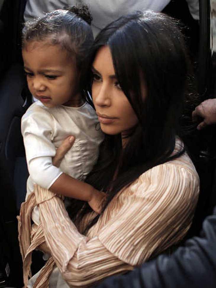 Kim Kardashian ist wieder schwanger.