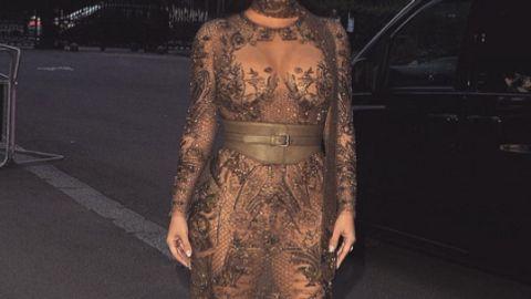 Kim Kardashian erreicht bald ihr Traumgewicht - Foto: Instagram/@kimkardashian