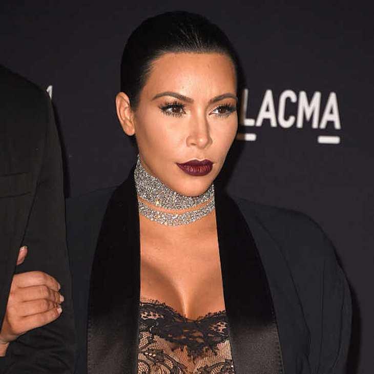 Kim Kardashian Figur Diss Reaktion