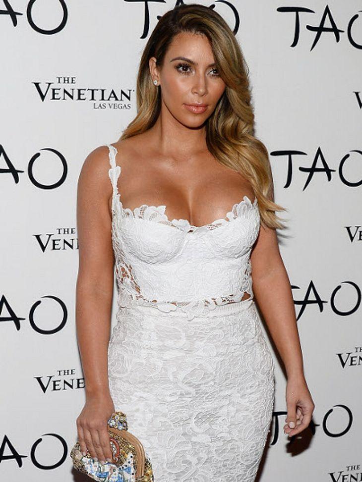 Gefährdet Kim Kardashian die Gesundheit ihres Kindes?