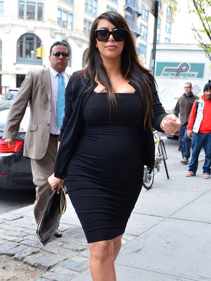 Kim Kardashian will noch weiter abnhemen