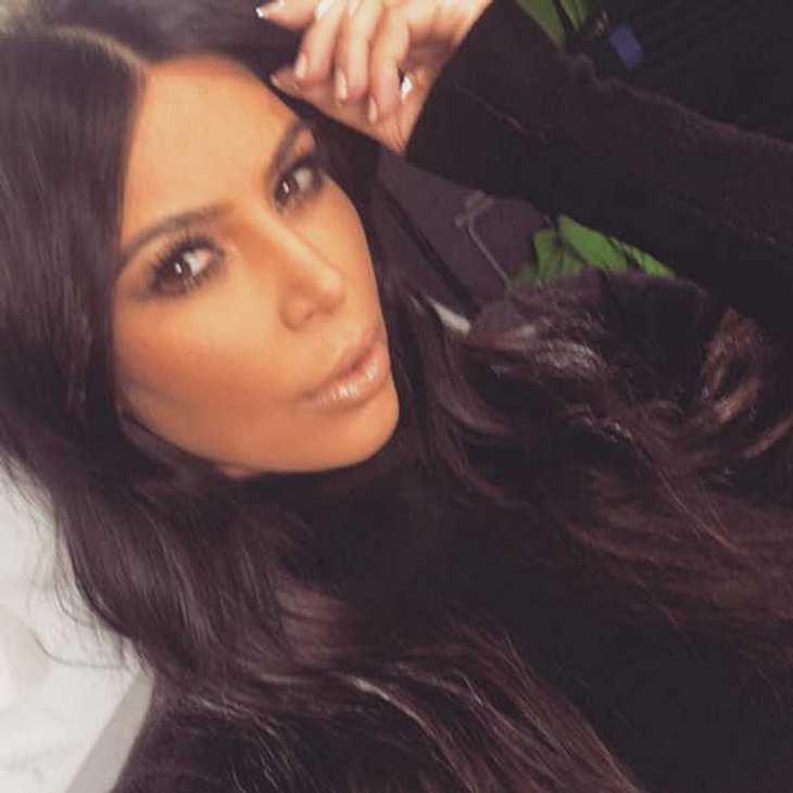 Kim Kardashian: Große Brüste frustrieren sie!