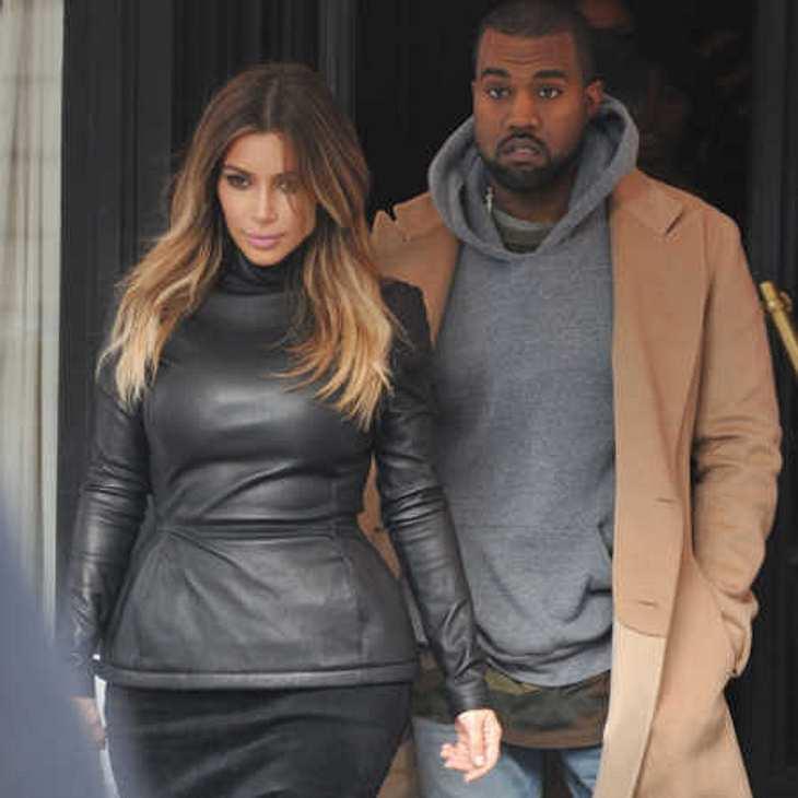 Kim und Kanye wollen in Paris heiraten