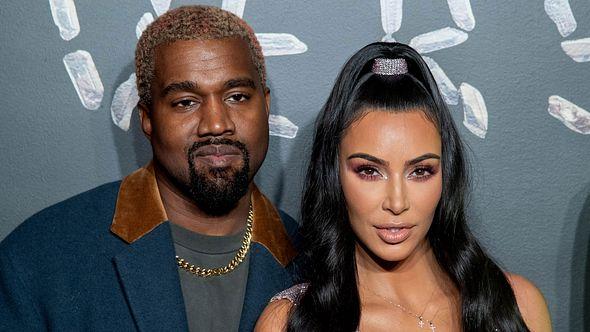 Kim Kardashian und Kanye West - Foto: Getty Images