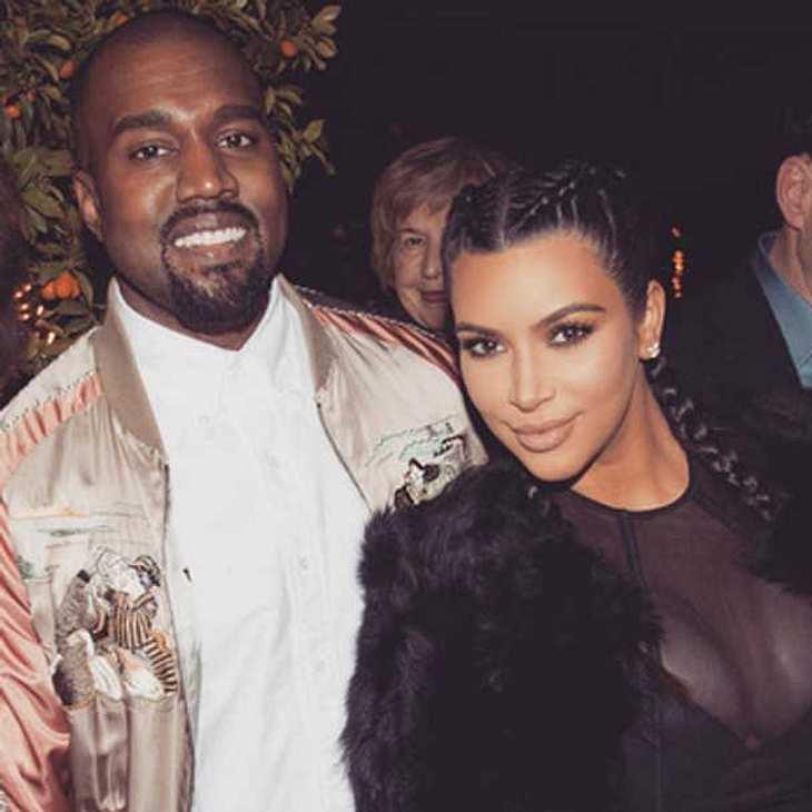 Kim Kardashian Kanye West Ehe erneuern