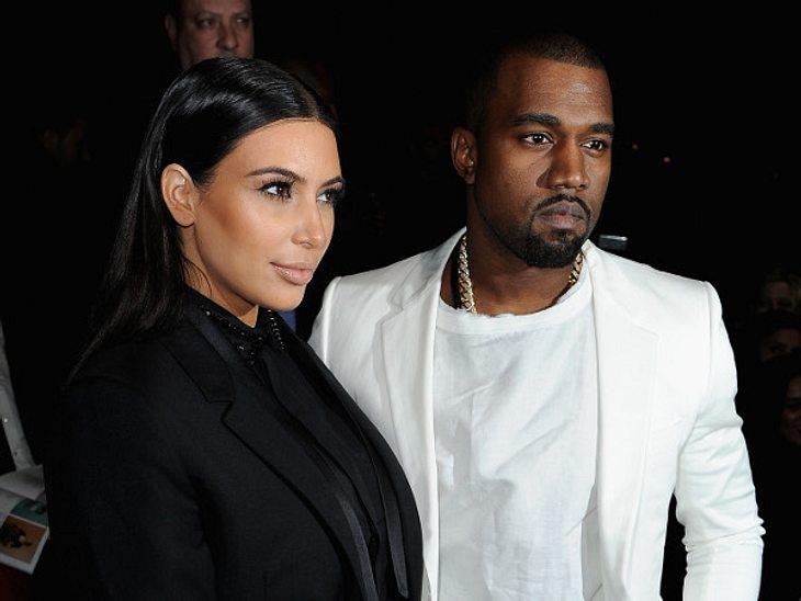 Kim Kardashian und Kanye West wollen nur das Beste für North West