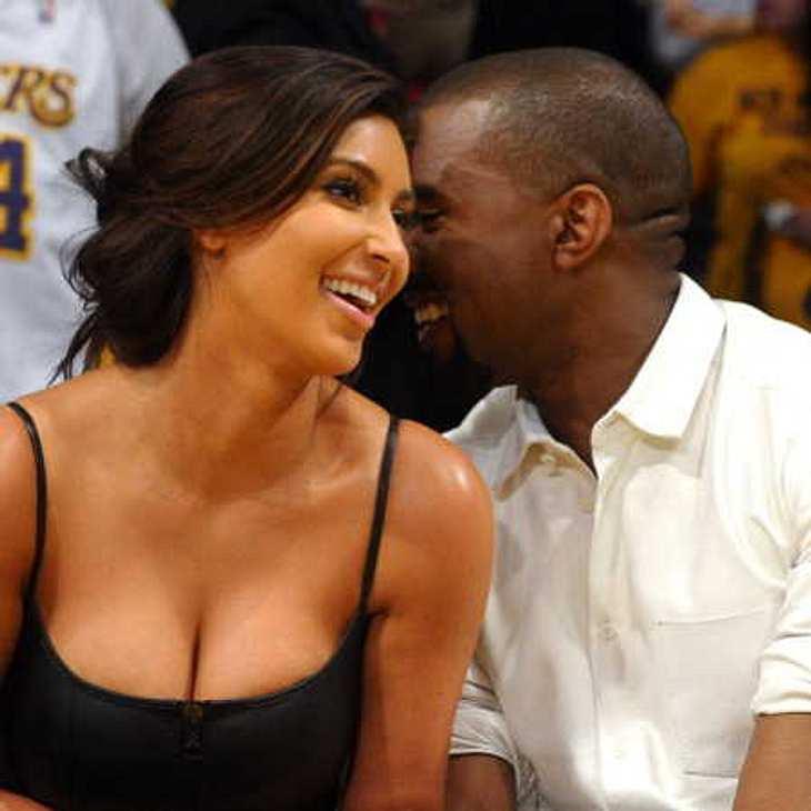 Kanye West & Kim Kardashian: Geschenk für die perfekte Hochzeitsnacht