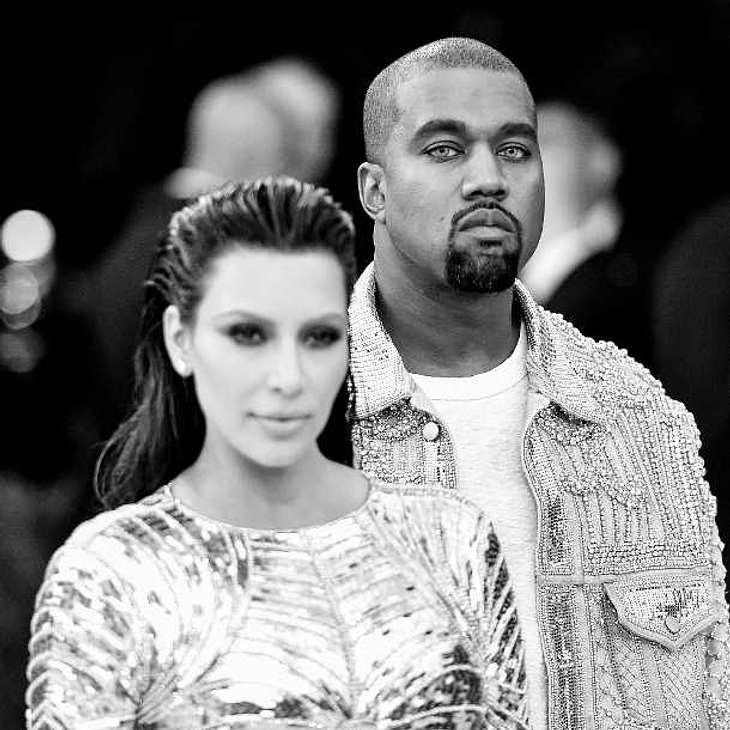 Kim Kardashian & Kanye West: Scheidung?