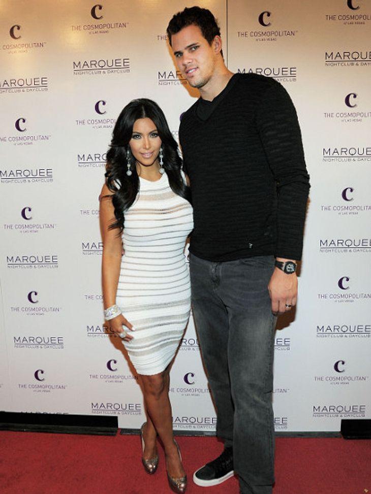 Kim Kardashian könnte schon morgen eine freie Frau sein.