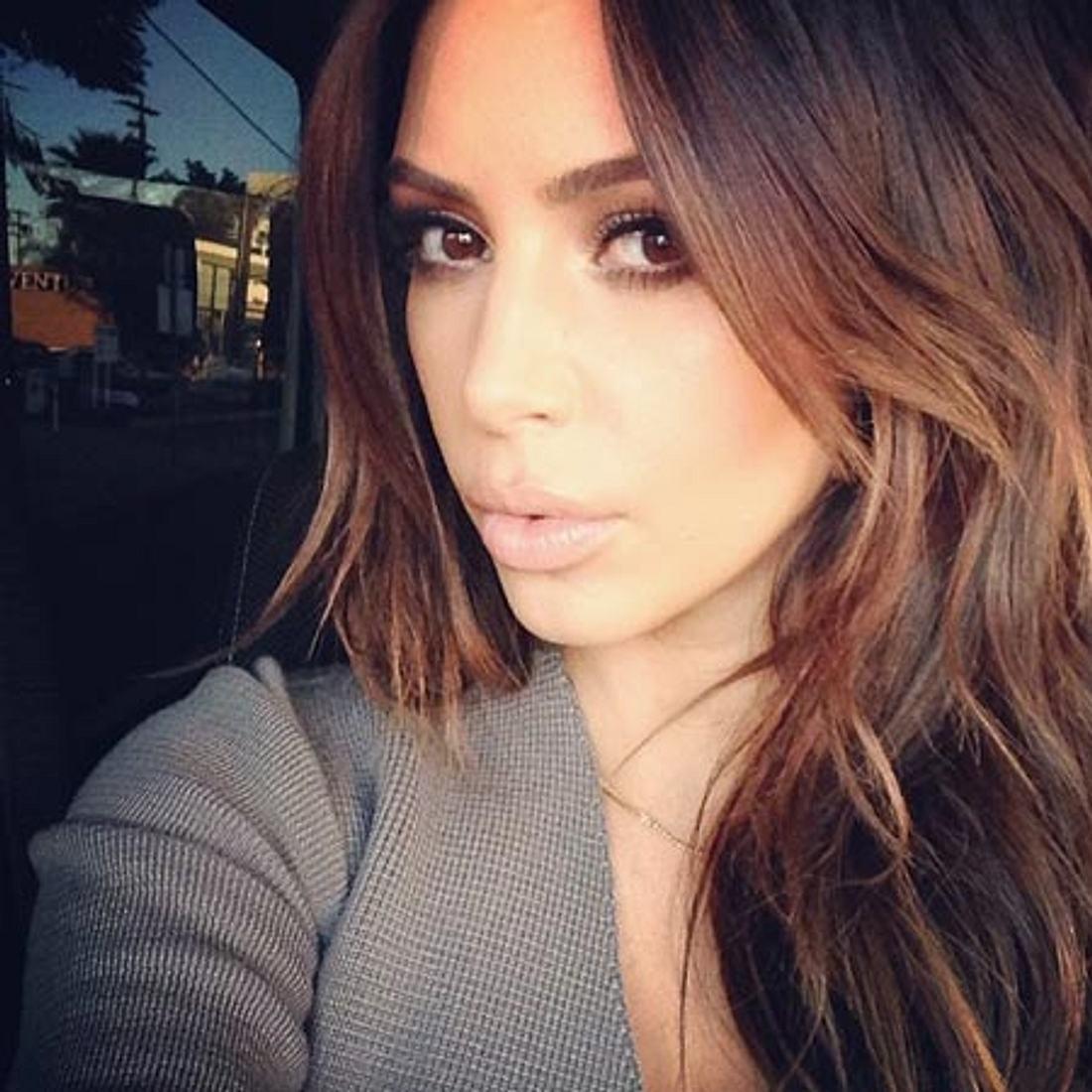 Kim Kardashian: Ich will maximal drei Kinder!