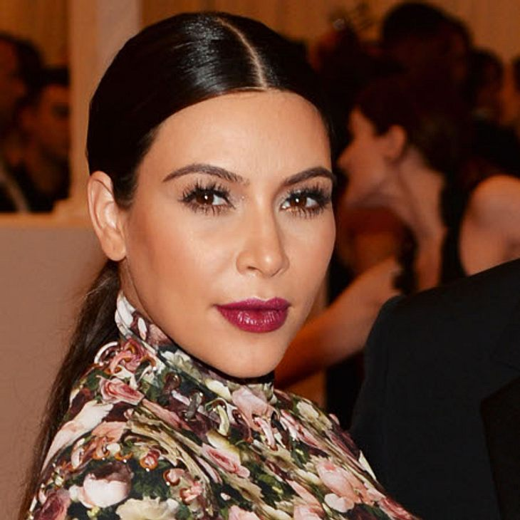 Wird Kim Kardashian eine gute Mutter sein?
