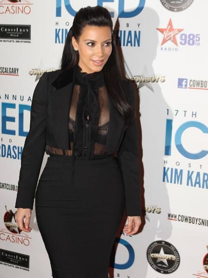 Kim Kardashian sucht einen Knochenmarkspender