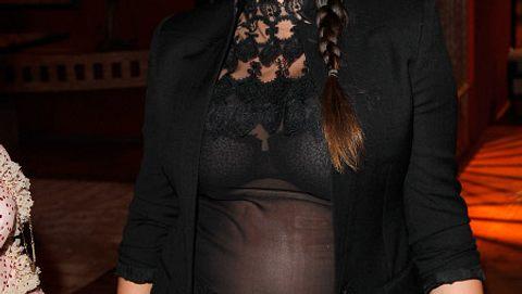 Kim Kardashian ist gern Mutter. - Foto: Getty Images
