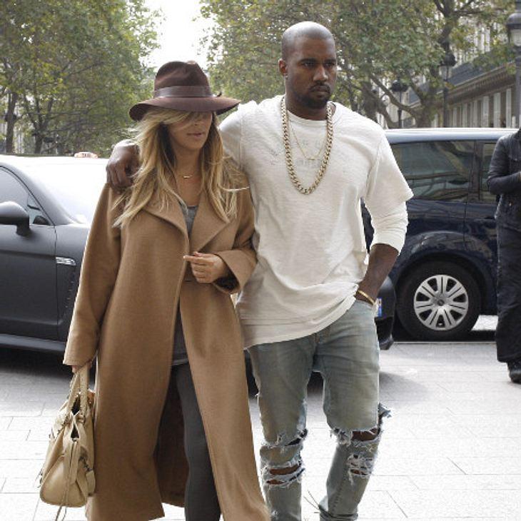 Kim und Kanye sind verlobt