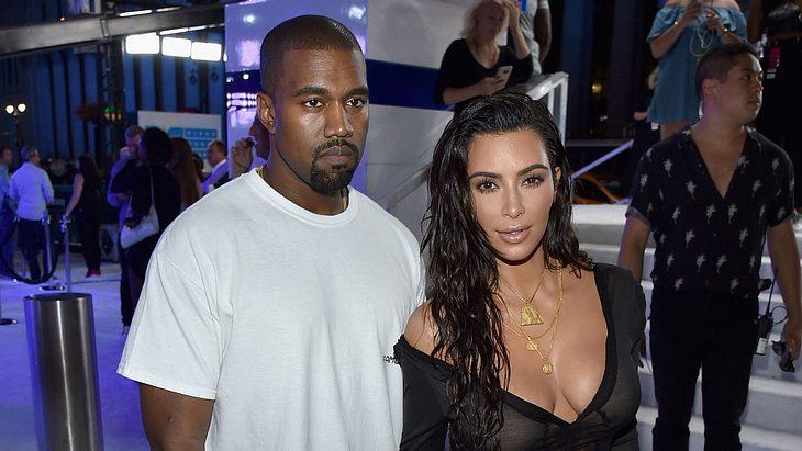 Kim Kardashian & Kanye: Baby-Sensation!