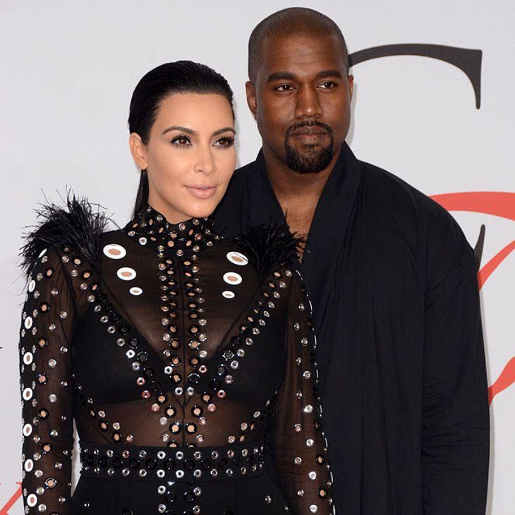 Kim Kardashian zeigt ihr erstes Date mit Kanye West