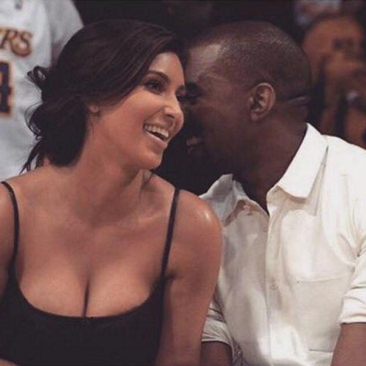 Das Baby von Kim und Kanye ist endlich da