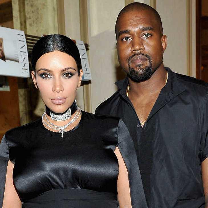 Kim Kardashian und Kanye West stehen kurz vor der Trennung