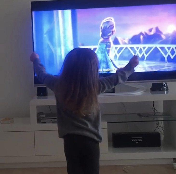 Kim Gloss: Süßes Gesangsvideo von Töchterchen Amelia