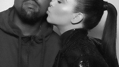 Kim Kardashian und Kanye West freuen sich aufs zweite Kind - Foto: Instagram/ kimkardashian