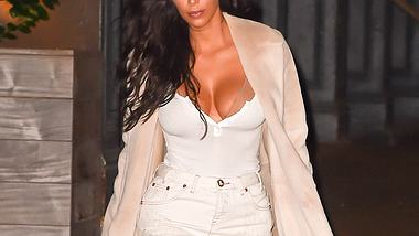 Kim Kardashian meldet sich auf Instagram zurück - Foto: Getty Images