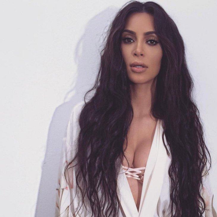 Kim Kardashian ist um ihre Sicherheit zutiefst besorgt