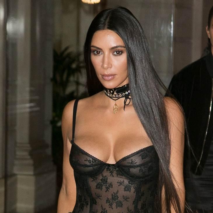 Kim Kardashian löschte ihre Postings wieder
