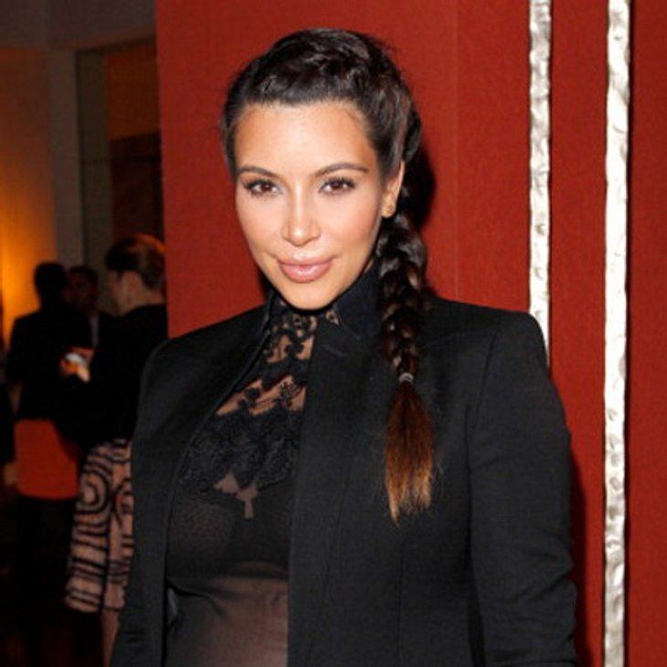 Kim Kardashian wird vom Präsidenten kritisiert