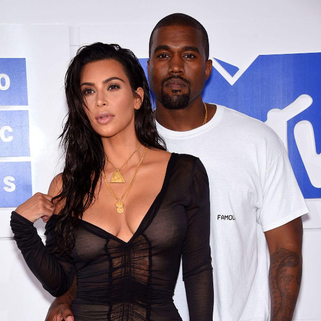 Kim Kardashian und Kanye West wohnen zurzeit nicht mehr zusammen