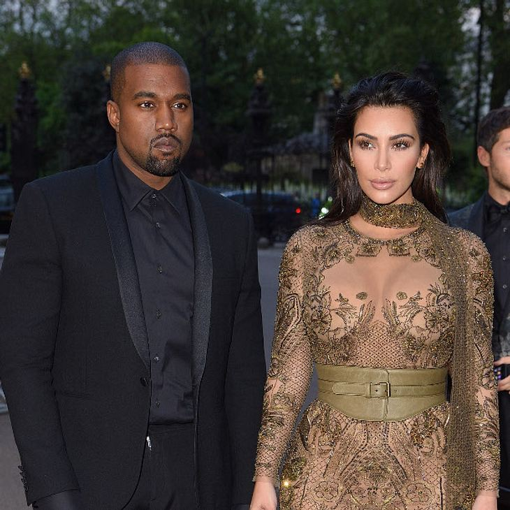 Bei Kanye West und Kim Kardashian herrscht anscheinend Langeweile im Schlafzimmer