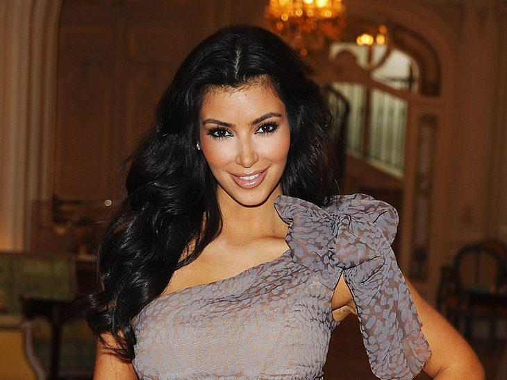 Heute heiraten Kim Kardashian und Kris Humphries