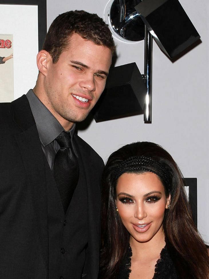 Kim Kardashian hat sich nach sechs Monaten mit Kris Humphries verlobt