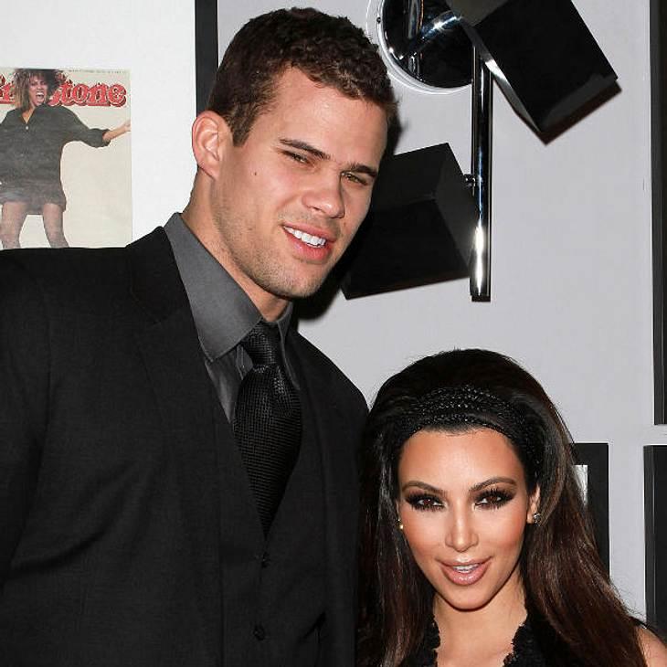 Kim Kardashian und Kris Humphries haben am Wochenende geheiratet