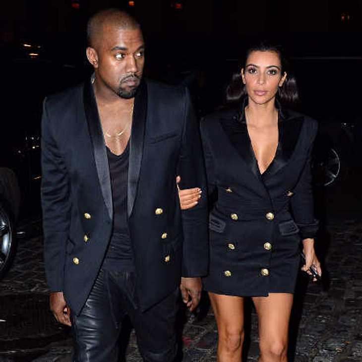 Kanye West will Kim Kardashian-Po in Stein hauen lassen!
