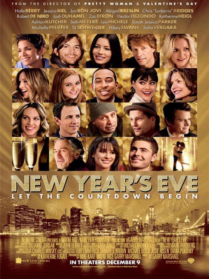 "Unser Kino-Tipp: ""Happy New Year"" ab dem 08.12.2011 im Kino"