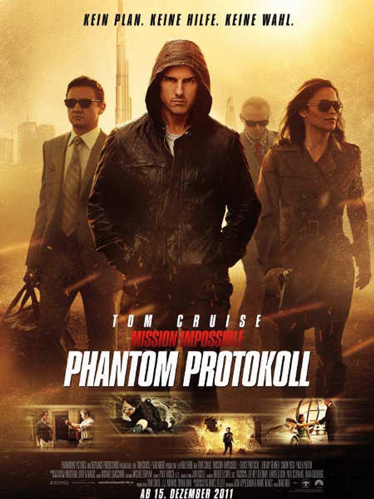 "Unser Kino-Tipp: ""Mission: Impossible - Phantom Protokoll"" ab dem 15.12.2011 im Kino"