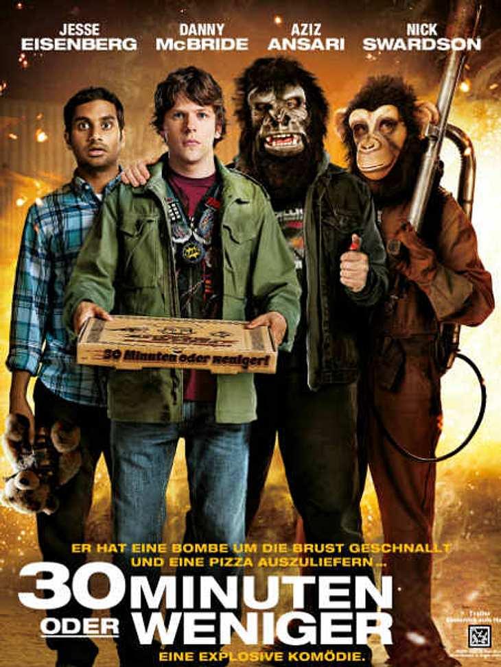 """Unser Kino-Tipp: """"30 Minuten oder weniger"""" ab dem 24.11.2011 im Kino"""