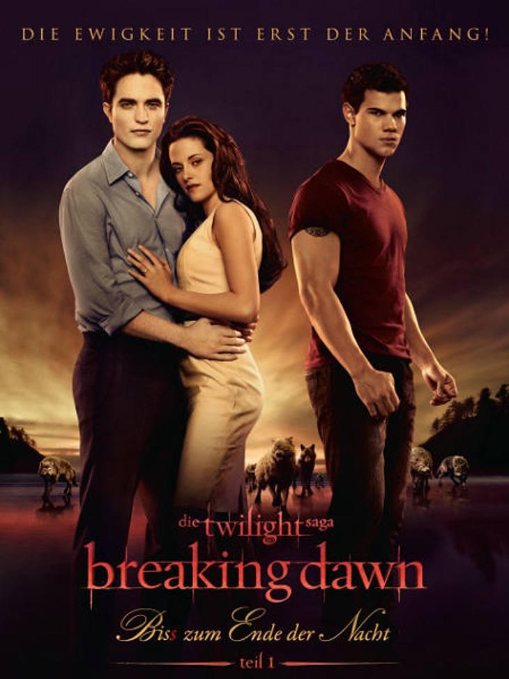 """Unser Kino-Tipp: """"Breaking Dawn - Bis(s) zum Ende der Nacht"""" ab dem 24.11.2011 im Kino"""
