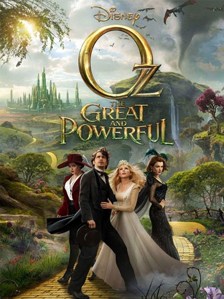 """Ab 7. März im Kino: """"Die fantastische Welt von Oz"""""""