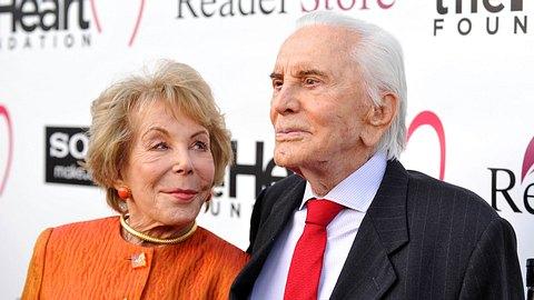 Kirk Douglas und Anne - Foto: GettyImages