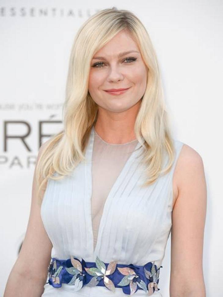 Vom Kinderstar zum Sex-SymbolUnd so sieht Kirsten Dunst (30) heute aus. Mittlerweile ist sie seit über 20 Jahren im Film-Business und kann sich in die A-Liste der Hollywood-Schauspielerinnen einreihen.