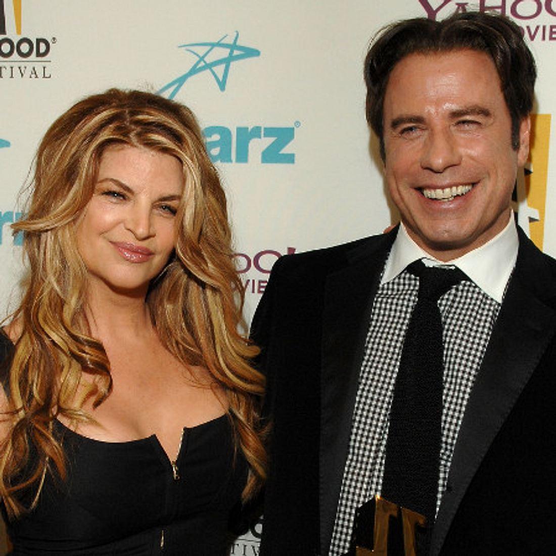 Sie waren DAS Traumpaar vor der Kamera: Kirstie Alley und John Travolta