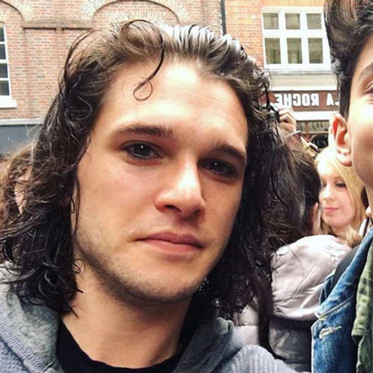 Kit Harington Game of Thrones Bart