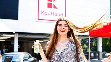 Traumfigur: GNTM-Star Klaudia Giez verrät ihr Body-Geheimnis! - Foto: Kaufland