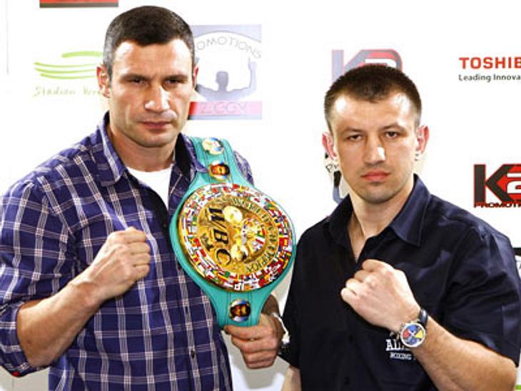 Die TV-Highlights im Herbst Sport: RTL BoxenSamstag, 10.0922.45 UhrRTLDie WM im Schwergewicht: Vitali Klitschko vs. Tomasz Adamek live aus Breslau.